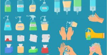 tempat sabun cuci tangan
