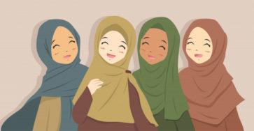 REKOMENDASI JILBAB INSTAN UNTUK MUSLIMAH